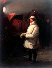 'The Driver of the Mail'  1832.