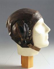Flying helmet  Air Ministry  c 1941.