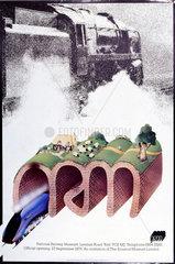 'NRM'  NRM poster  1975.
