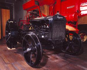 'Ferguson Black' tractor  1935.