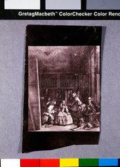 Goya after Velázquez  'Las Meninas'  1847.