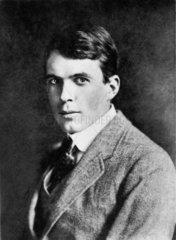 William Lawrence Bragg  Australian-born British physicist  1920s.