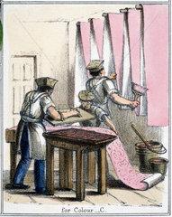 'For Colour - C'  c 1845.