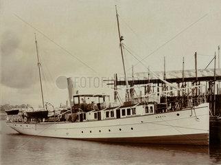 SS 'Beryl'  c 1895-1919.
