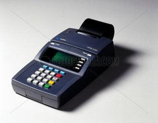 Electronic fund transfer machine  1998.