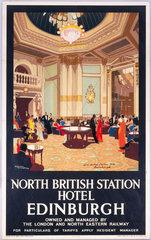 'North British Station Hotel - Edinburgh'
