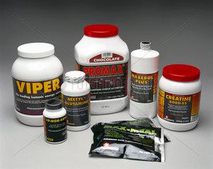 Body-building supplements  2000.
