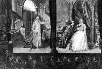'Pepper's ghost'  1863.