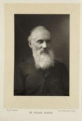 'Sir William Thomson'  1892.