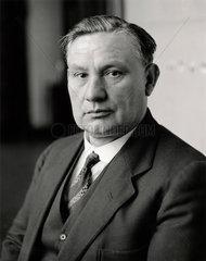 Ernest Bevin  Labour MP  26 April 1931.