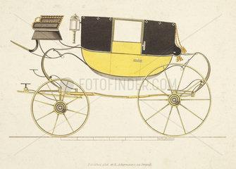 Town coach  1816.