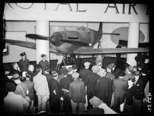 Spitfire exhibition  1939.