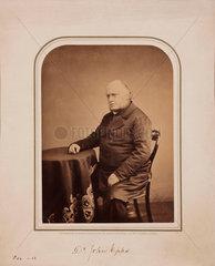 John Epps  homeopathic physician  1854-1866.