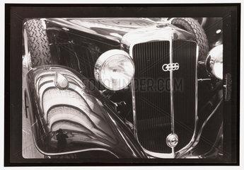 Auto-Union car  Germany  1930s.