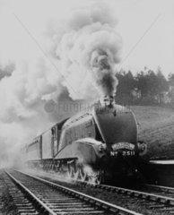 LNER 'Silver King'  c 1938.