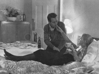 Paul Newman and Joanne Woodward  February 1958.