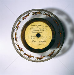 Galloping horses  Zoopraxiscope disc no 42  1893.