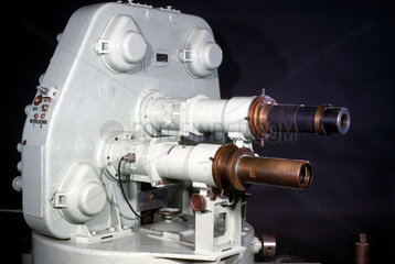 Atomic weapons research camera  late 20th century.