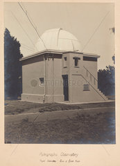 Building and dome for the Astrographic Telescope  1909.