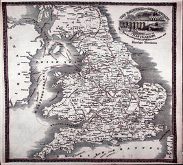 'The Railways in Great Britain'  c 1845.