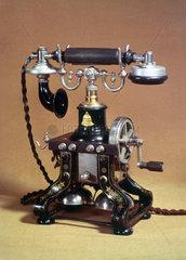 Ericsson table telephone  1890.