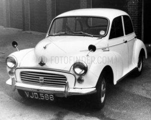 Morris Minor  1986.