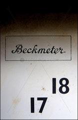 'Beckmeter'  3 February 2007.