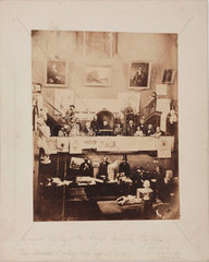 Meeting of the Royal Cornwall Polytechnic Society  Falmouth  1859.
