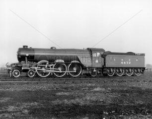 'Flying Scotsman'  Doncaster Works  29 Nove