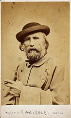 Giuseppe Garibaldi  Italian revolutionary  1866-1879.