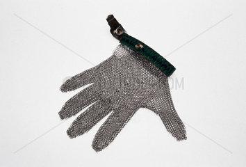 Chain mail glove  1996.