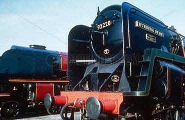 'Evening Star' 2-10-0 Class 9F.