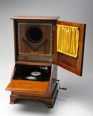 Klingsor gramophone  1908.