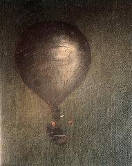 Mrs Sage's balloon  1785.