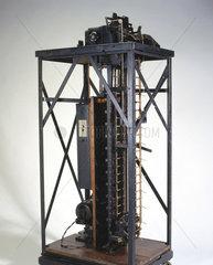 BTM vertical sorter  1911.