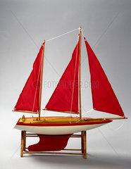 Model yacht  1998.
