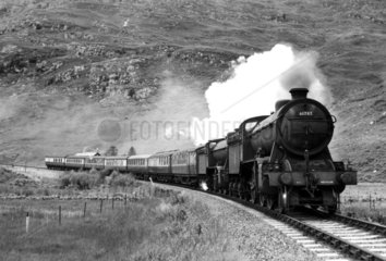 'Loch Quoich' K2 Class steam locomotive No