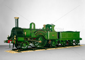 'Lady of the Lake'  steam locomotive  1862.