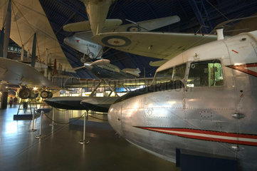 Flight gallery  Science Museum  London  2007.