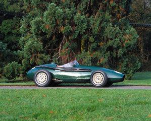 Connaught grand-prix racing car  1955.
