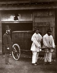 'Public Disinfectors'  1877.