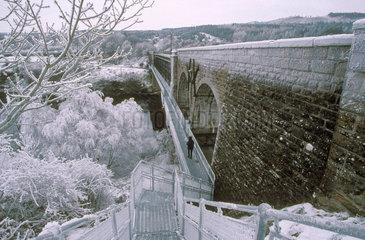 Invershin Viaduct  2000.