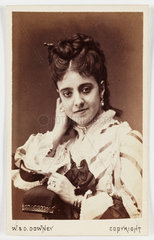 'Patti'  c 1870.