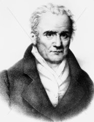 Gaspard Monge  French mathematician  late 18th century.
