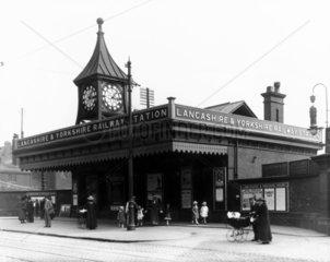 Bury Bolton Street station  Lancashire  26