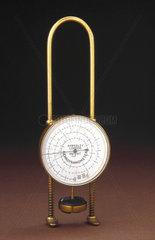 Haemodynamometer  c 1900.