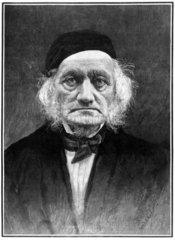 Sir Richard Owen  1892.