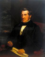 Isaac Dodds  English railway engineer  c 1850s.