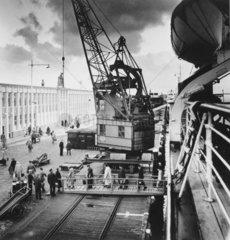 SS Amsterdam  August 1950.