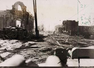 'Desolation in Stalingrad'  1942.